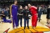 BMO Harris Bank, Chicago Bulls Recognize Marks and Villarreal as 'Honorary Captains' for Military Service 