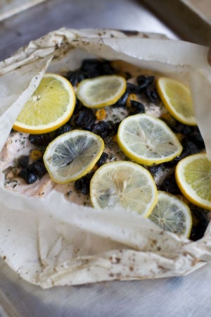It's all in the bag: Cooking salmon en papillote