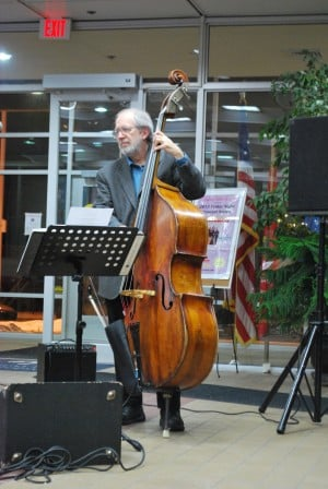 Trillium performs at Lansing Library