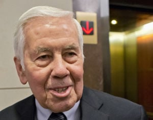 Lugar backs Obama actions in Iraq
