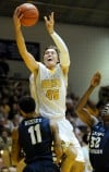 Valparaiso University's Ryan Broekhoff 
