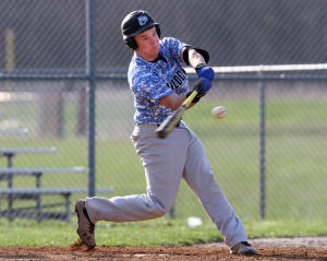 Hanover's Wilkening becomes Indiana's career hits leader