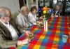 Two couples, longtime friends, celebrate their 70-year marriages