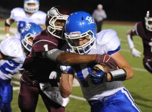 FRIDAY'S PREP FOOTBALL ROUNDUP: Boone Grove loses in the final minute