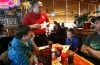 Porter County officers take on hungry diners for Special Olympics