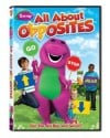 &quot;Barney: All About Opposites&quot; by Lionsgate