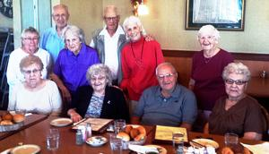 Clark classmates celebrate at 70-year reunion