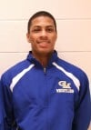 Crete-Monee wrestler Rasheed Flowers