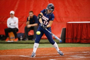 Lowell's Fletcher tearing it up for UIC in college softball