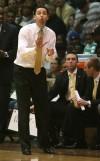 Valparaiso coach Bryce Drew