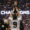PAUL TREMBACKI: MVP Brees swirls into winner's circle