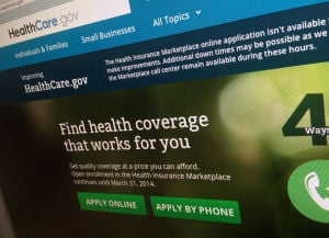 AP poll: Obama health care overhaul top 2013 story