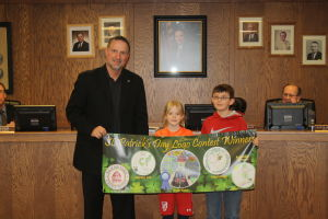 CP names St. Patrick's Day logo contest winners