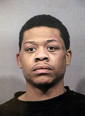 Suspect in Gary officer's homicide appears in court