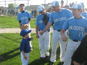 Hanover Central holds Cedar Lake Little League Day
