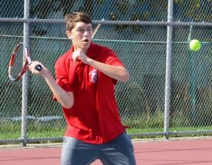 Morton sweeps GLAC tennis tournament
