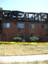 Investigation continues in fire at Mansards complex