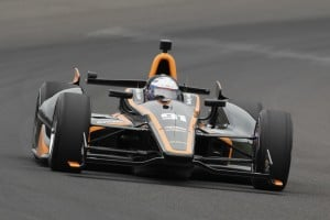 Lazier back in Indy 500 field