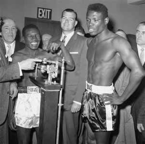 Emile Griffith, elegant boxing champ, dies at 75