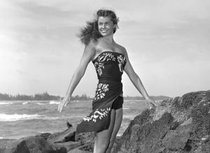 Esther Williams: Swimsuit Style