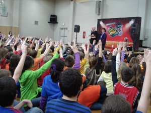 SJE School celebrates Catholic Schools Week with ProKids Show