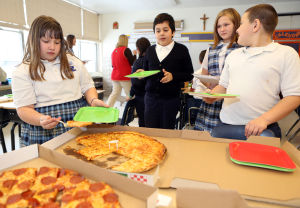 Essay contest a tasty tradition for pizza chain