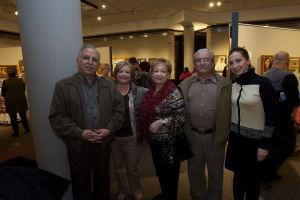 Frida Kahlo exhibit VIP reception