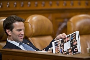 No Schock: Decision doesn't faze fellow Republicans