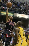 Korver leads Bulls past Pacers