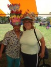 Ladies Boast Silly Homemade Hats for Hammond's 2012 Bizarre Bazaar Festival