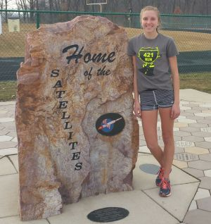 South Central's Kyleigh Werner hopes to overcome health issue, advance to state