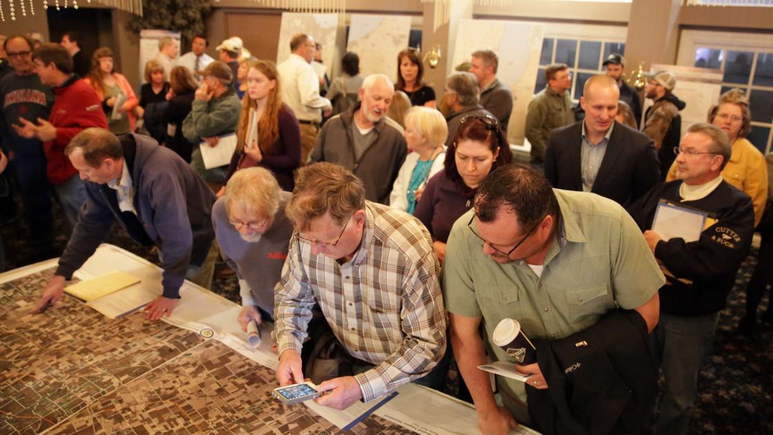 Laporte county rejects rail plan laporte county news for Laporte county news
