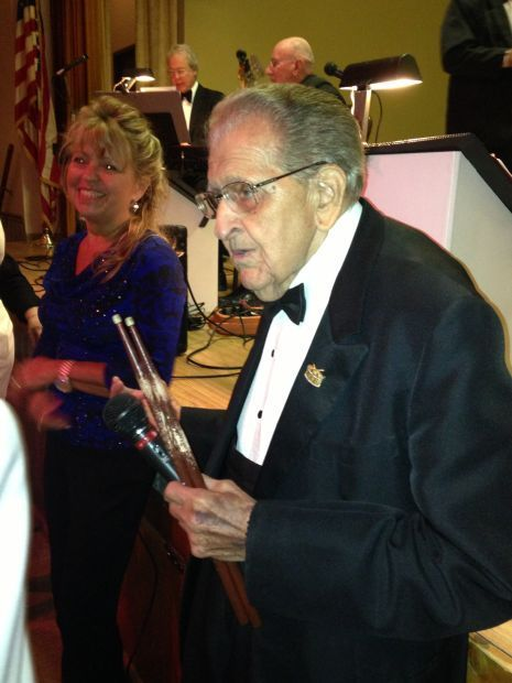 OFFBEAT with PHIL POTEMPA: Special 95th birthday for bandleader Frank Gentille