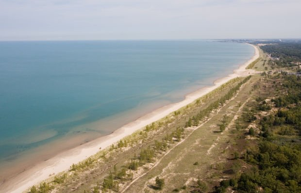 THE SOUTH SHORE IN 100 OBJECTS, DAY 17: Lake Michigan
