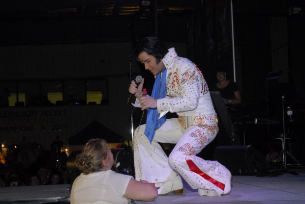 For the love of Elvis: Special Olympics benefits from festival dedicated to Presley