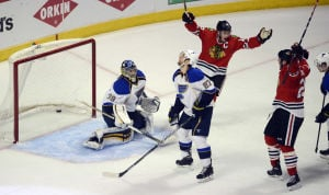 Hawks attempt to take control of series