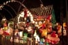 Hammond Christmas display brings light to season
