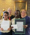 Seton Academy announces 2012 essay and art contest winners