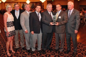 Annual CAF-NWIBRT Awards Banquet recognizes Construction and Safety Excellence in NWI