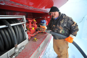 Propane shortage has area dealers scrambling