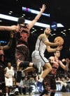 Bulls rally from 16 down to beat Nets 