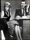 "Comedienne Joan Rivers and Johnny Carson on ""The Tonight Show"" Feb. 17, 1965"