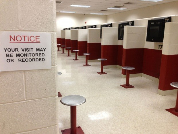 Online Visits Coming To The Porter County Jail Duneland