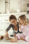 In the kitchen with Food Network star Giada de Laurentiis