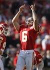 Chiefs beats Panthers at somber Arrowhead Stadium