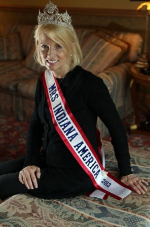Mrs. Indiana America earns her crown