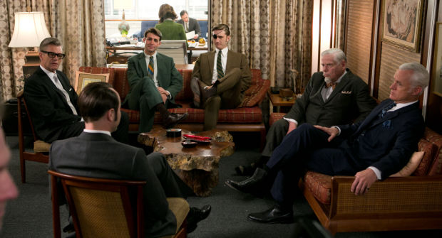 Mediawatcher: Madmen and Veep Worth the Wait