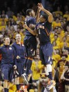Thrilling finishes, upsets fuel Big Ten