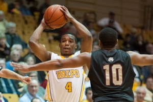 Crusaders get much-needed win over IUPUI