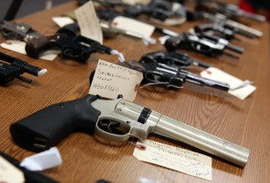 Gary police team up with city churches for gun buy-back program
